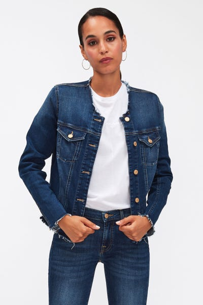 DENIM JACKET B(AIR) DUCHESS