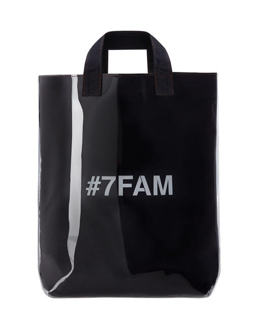 7 For All Mankind - Logo Bag Dark Blue