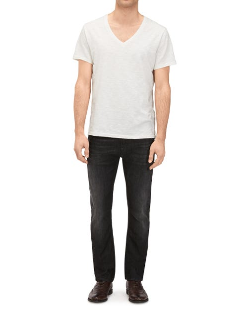 RONNIE LUXE PERFORMANCE VINTAGE WASHED BLACK