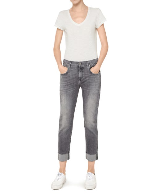 RELAXED SKINNY SLIM ILLUSION MOMENT