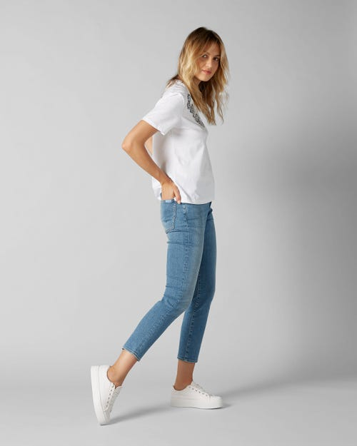 7 For All Mankind - Asher Slim Illusion Palisades