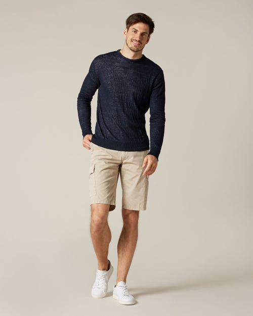 CARGO SHORT LIGHT WEIGHT COLORS BEIGE