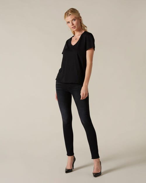 HIGH WAIST PYPER SOHO BLACK