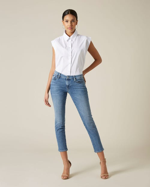PYPER CROP SLIM ILLUSION COUNTDOWN WITH EMBELLISHED LABELS