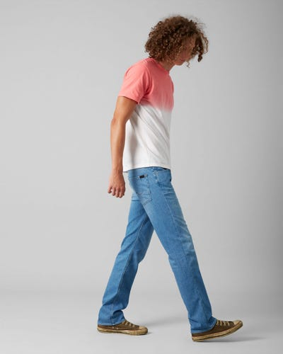 7 for all Mankind - STANDARD WEIGHTLESS KUTA LIGHT BLUE