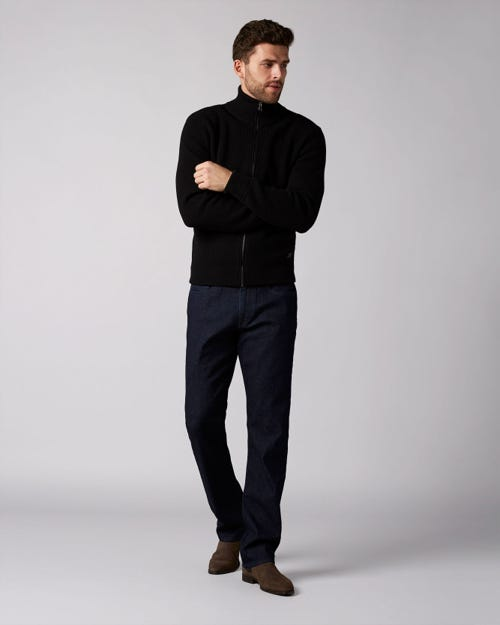 7 For All Mankind - Slimmy Cashmere Denim Rinse Blue