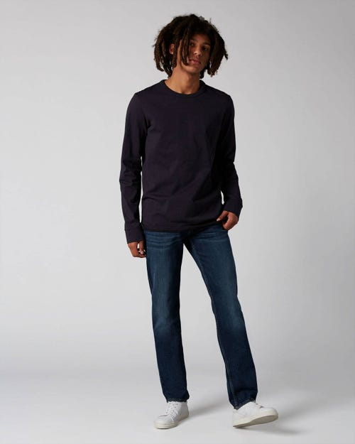7 For All Mankind - Slimmy Plucky Dark Blue