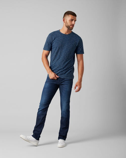 7 For All Mankind - Slimmy Weightless Kuta Dark Blue