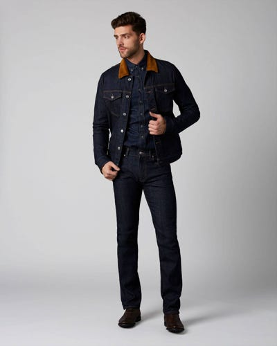 7 For All Mankind - Kayden Nazare Rinse Blue