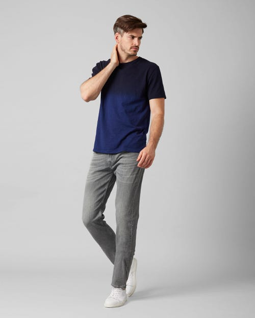 7 For All Mankind - Kayden Luxe Performance Light Grey