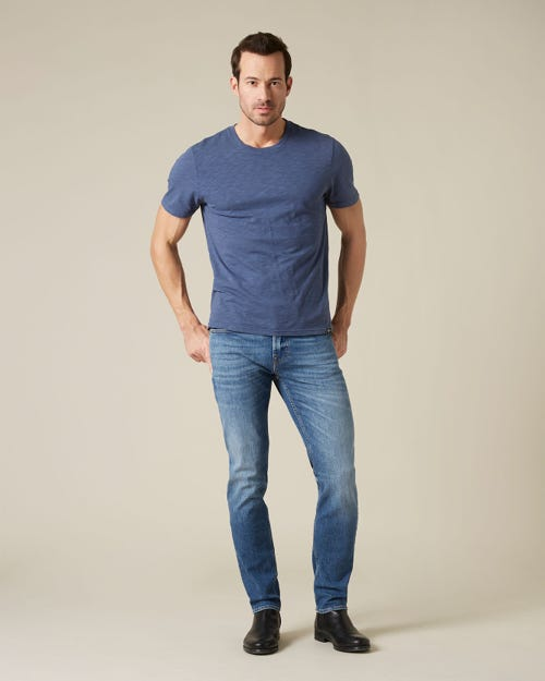 SLIMMY TAPERED STRETCH TEK SIERRA BLUE