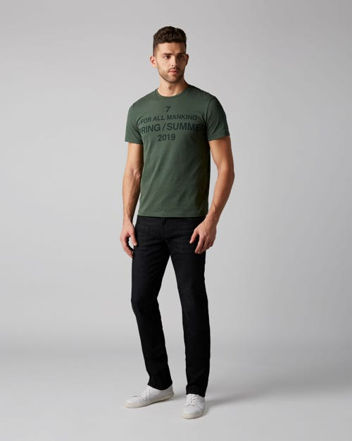 SLIMMY XL LUXE PERFORMANCE WASHED BLACK