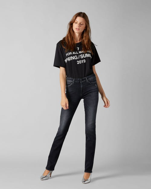 7 for all Mankind - KIMMIE STRAIGHT SLIM ILLUSION GRAND