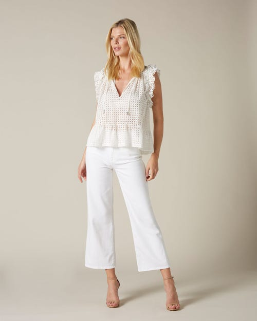 CROPPED ALEXA PURE WHITE