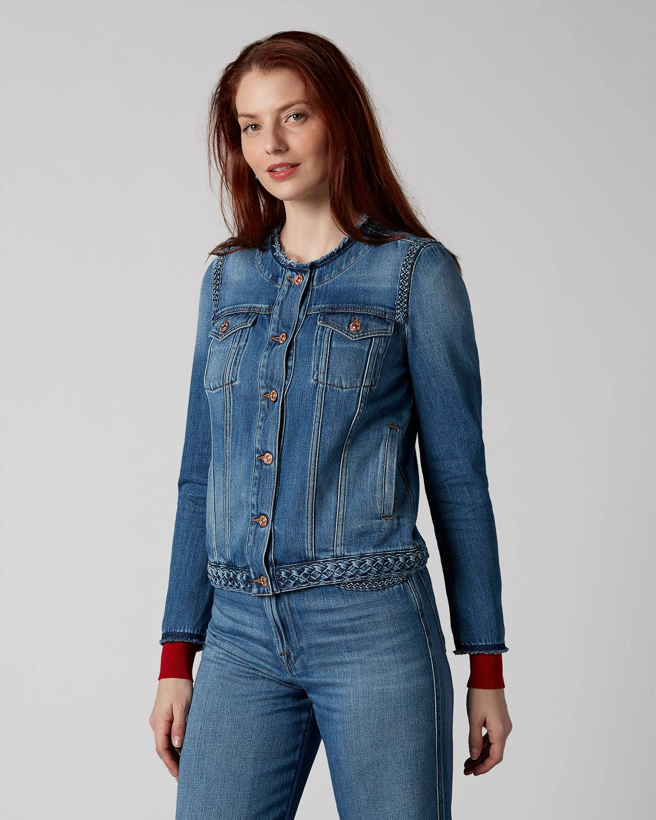 Premium Jeans, Denim Jackets & Clothing | 7 For All Mankind