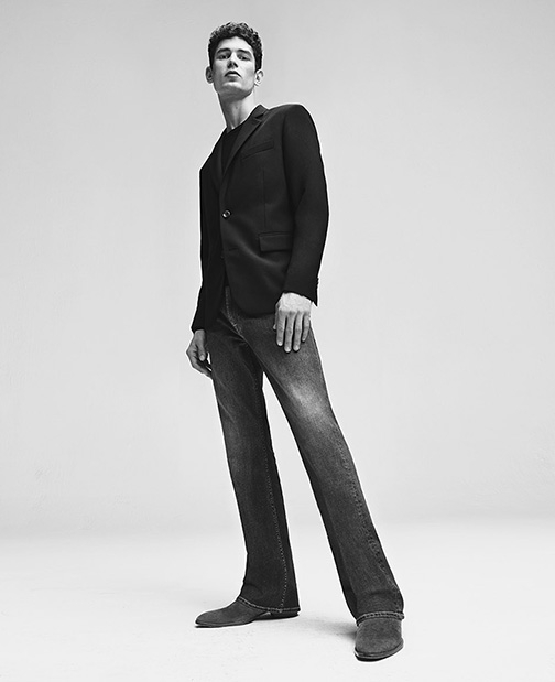 Premium Jeans, Giacche e Abbigliamento Denim | 7 For All Mankind