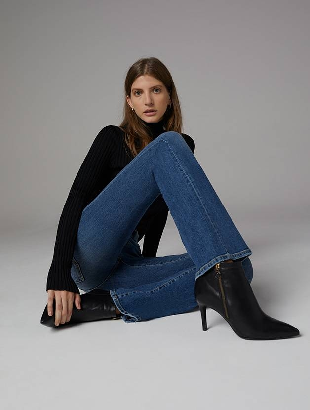 7 Wide legs -  7 For all Mankind - Jeans, Giacche e Abbigliamento Denim